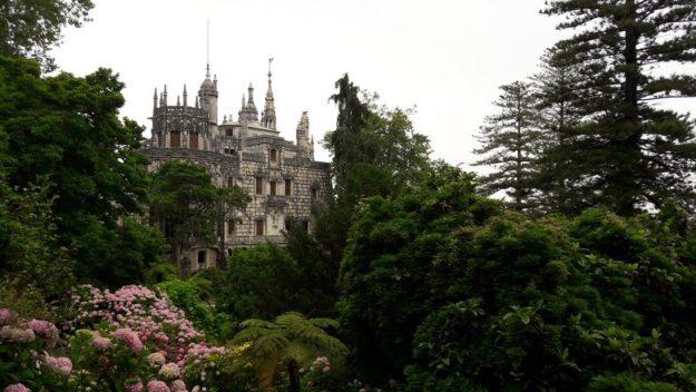 O que fazer em Sintra Castelo da Quinta da Regaleira