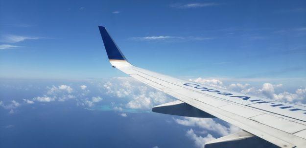 seguro viagem Estados Unidos avião