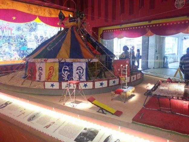 centro de memoria do circo