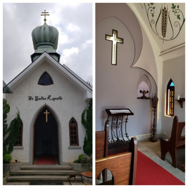capela villa st gallen teresopolis