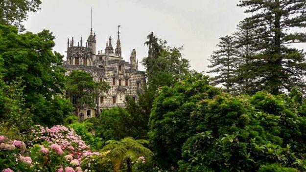 quanto custa viajar para portugal quinta da regaleira sintra