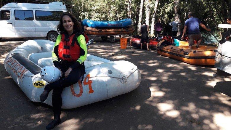 seguro viagem america do sul rafting