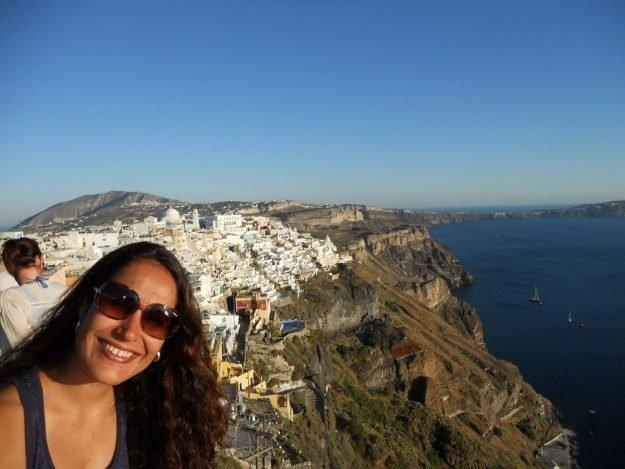 O que fazer em Santorini, Fira