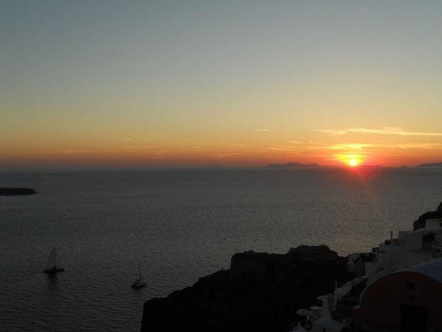 O que fazer em Santorini, Oia