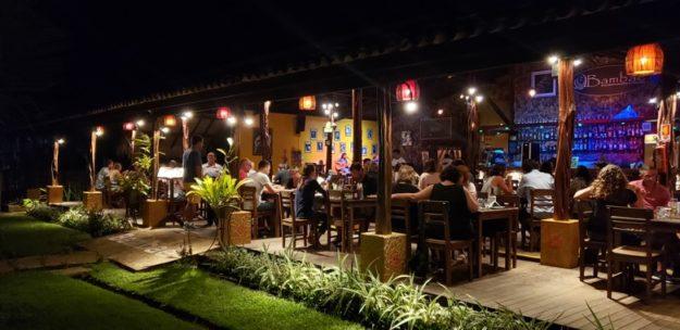 onde comer em barreirinhas restaurante bambaê