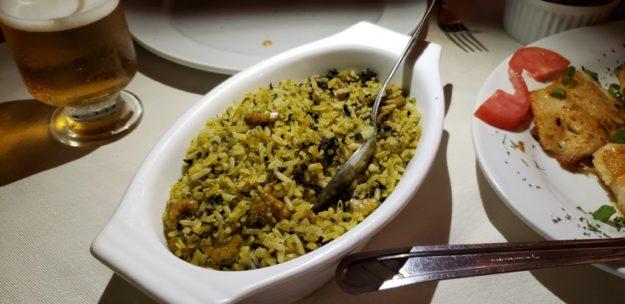 arroz de cuxá onde comer em barreirinhas