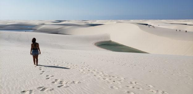 passeios em barreirinhas dunas lagoa bonita