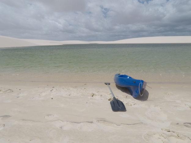 Santo Amaro do Maranhão Lagoa da Betânia