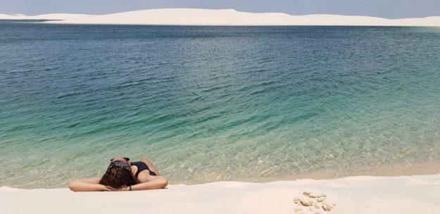 Lagoa das Andorinhas, Santo Amaro do Maranhão.