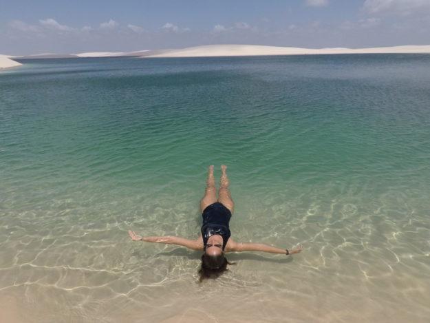 Lagoa do V Santo Amaro