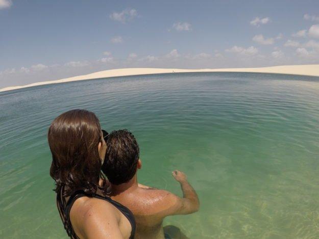 Lagoa do V Santo Amaro do Maranhão