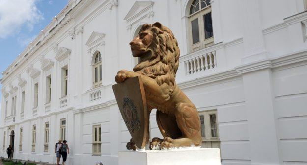 palacio dos leoes sao luis o que fazer