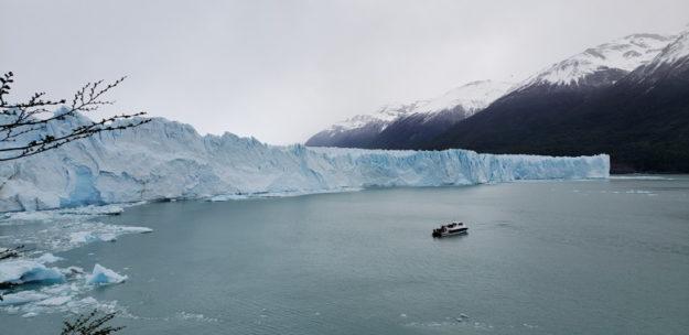 glaciar Perito Moreno safari nautico